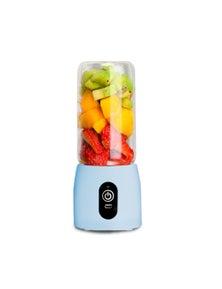 SOGA Portable Mini USB Rechargeable Fruit Mixer