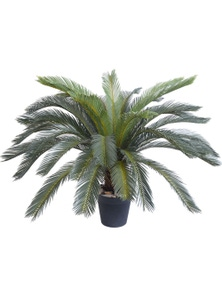 SOGA 155cm Artificial Indoor Sago Palm Plant