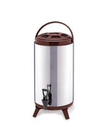 SOGA 16L Portable Insulated Barrel Brew Pot With Dispenser