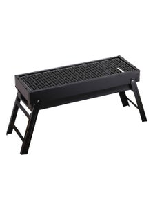 SOGA 60cm Portable Folding Charcoal Grill Outdoor BBQ