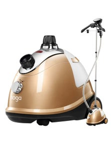 SOGA Professional Portable Steam Cleaner Gold