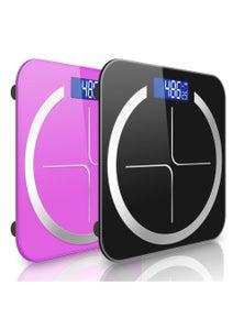 SOGA 180kg Digital Fitness Weight Bathroom Scales 2pack