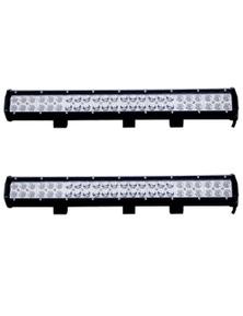 Benser 23inch 144W Cree Led Light Bar 12v 24v 2pack