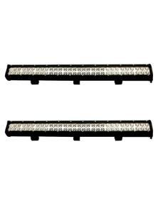 Benser 28inch 180W Cree Led Light Bar 12v 24v 2pack