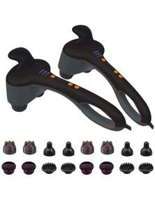 SOGA Portable Handheld Massager 2pack