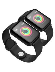 SOGA Waterproof Heartrate Monitor Fitness B57C Watch 2pack