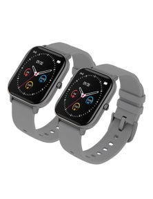 SOGA Waterproof Heartrate Monitor Fitness P8 Watch 2pack