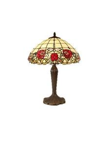 G&G Bro Armadeus Tiffany Table Lamp