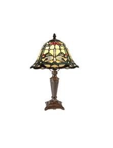 G&G Bro Aurora Tiffany Table Lamp