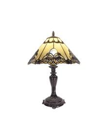 G&G Bro Benita Leadlight Tiffany Table Lamp