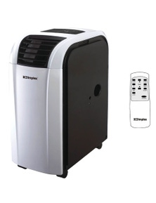 Dimplex DC12RCBW Self Evaporative Air Conditioner, Cooler, Heater and Dehumidifier