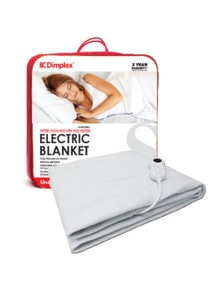 Dimplex Single Portable Fitted Electric Blanket