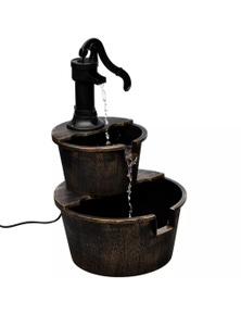 Fountain Well Pump Design