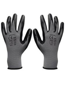 Work Gloves Nitrile 24 Pairs