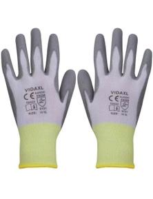 Work Gloves PU 24 Pairs