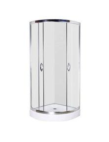 Shower Enclosure Curved
