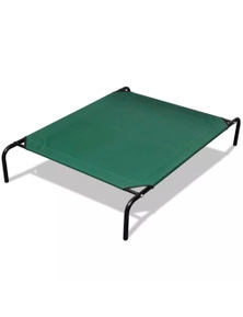 Elevated Pet Bed With Steel Frame