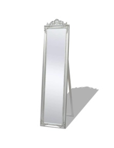 Free-Standing Mirror Baroque Style