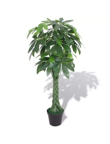 Artificial Fortune Tree Plant With Pot
