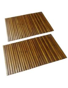 Acacia Bath Mat 2 Pieces