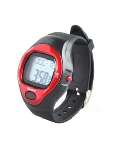 Exercise Pulse Heart Rate Monitor Calorie Counter Sports Watch