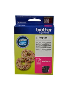 Brother LC233 Ink Cartridge Up To 550 Pages