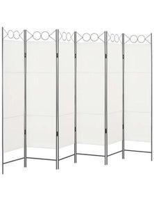 6 Panel Room Divider