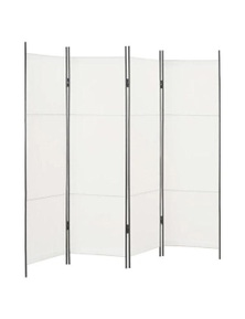 4 Panel Colour Room Divider