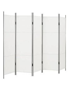 Five Panel Room Divider