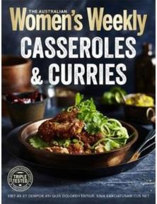 The Australian Women's Weekly Casseroles & Curries