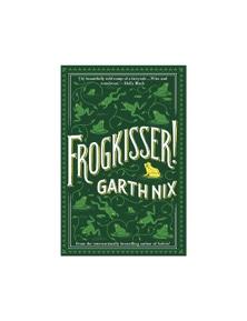 Frogkisser! Book