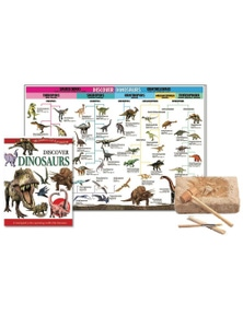Wonders of Learning Discover Dinosaurs Tin Set