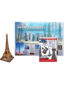 Wonders of Learning Discover Mega Structures Tin Set