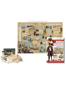 Wonders of Learning Discover Pirates Tin Set