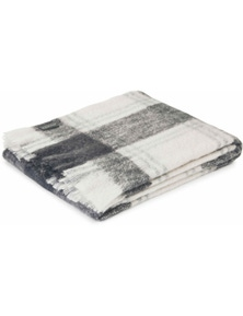 St Albans Mohair Hamish Throw