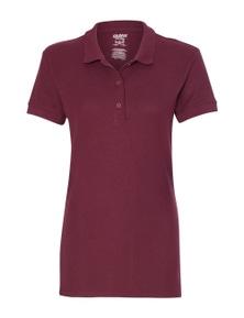 Gildan Premium Cotton  Ladies Double Pique Sport Shirt