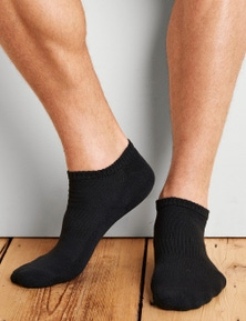 Gildan Platinum No Show Socks - 6 Pairs
