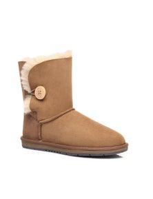 UGG Boots Short Button