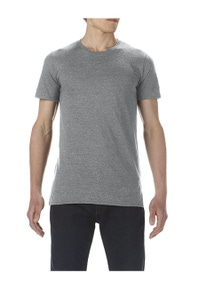 Anvil Adult Lightweight Long & Lean T-Shirt