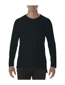 Anvil Adult Lightweight Long & Lean Long Sleeve Raglan T-Shirt