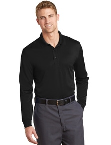 CornerStone Select Snag-Proof Long Sleeve Polo