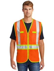 CornerStone - ANSI 107 Class 2 Dual-Color Safety Vest