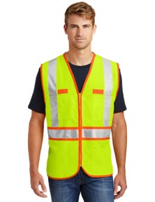 CornerStone - ANSI 107 Class 2 Dual-Color Safety Vest