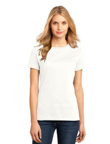 District Made Ladies Perfect Weight Crew Tee