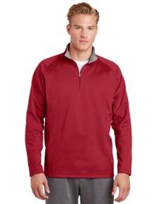 Sport-Tek Sport-Wick Fleece 1/4-Zip Pullover