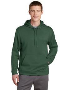 Sport-Tek Sport-Wick Fleece Hooded Pullover