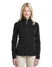 Port Authority Ladies Pique Fleece Jacket