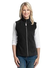 Port Authority Ladies Microfleece Vest