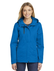 Port Authority Ladies All-Conditions Jacket