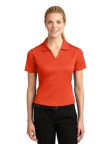 Sport-Tek Ladies Dri-Mesh V-Neck Polo
